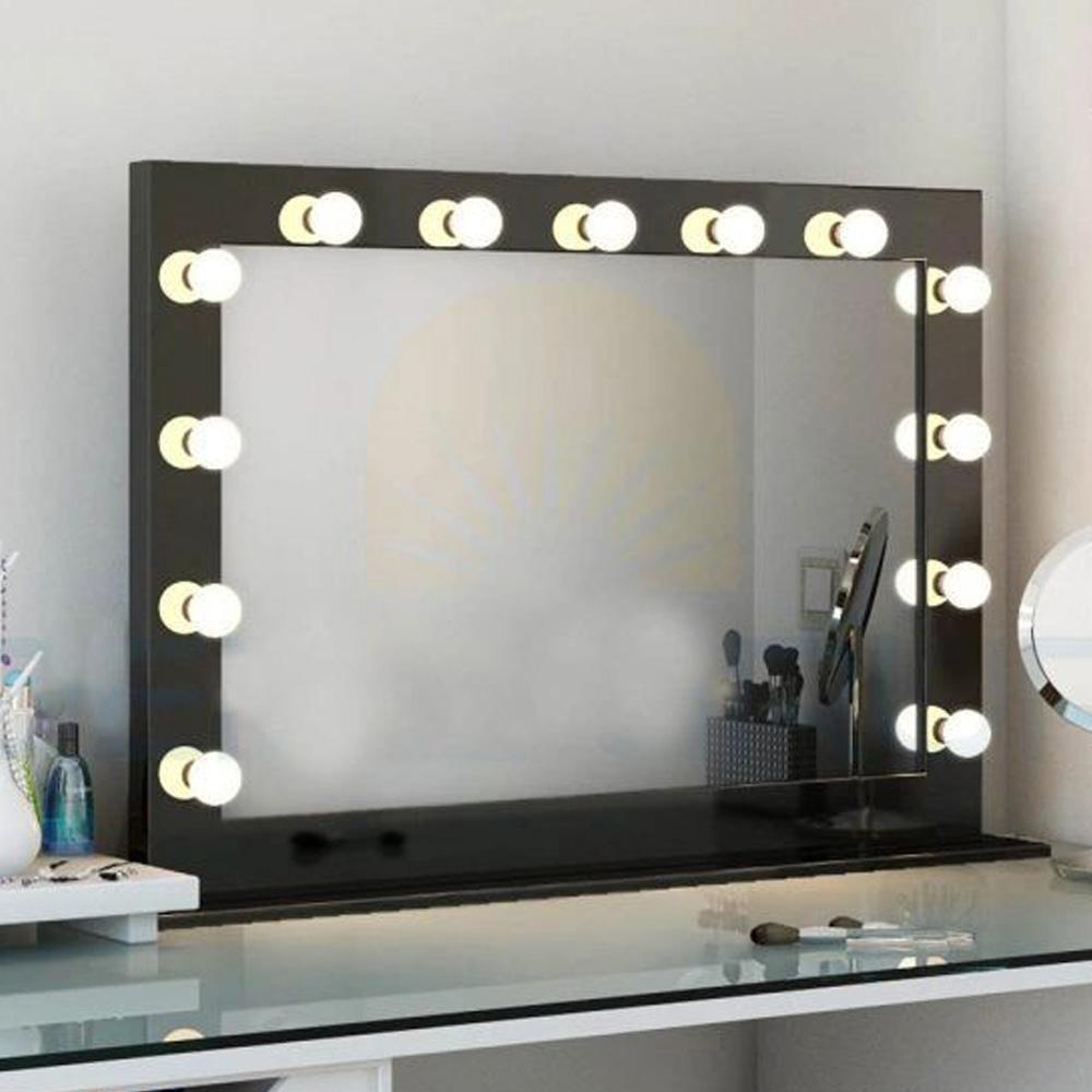 Işıklı Makyaj Aynası 100x70cm