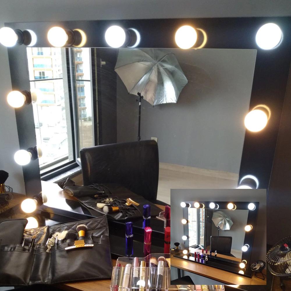 Işıklı Makyaj Aynası 60x80cm